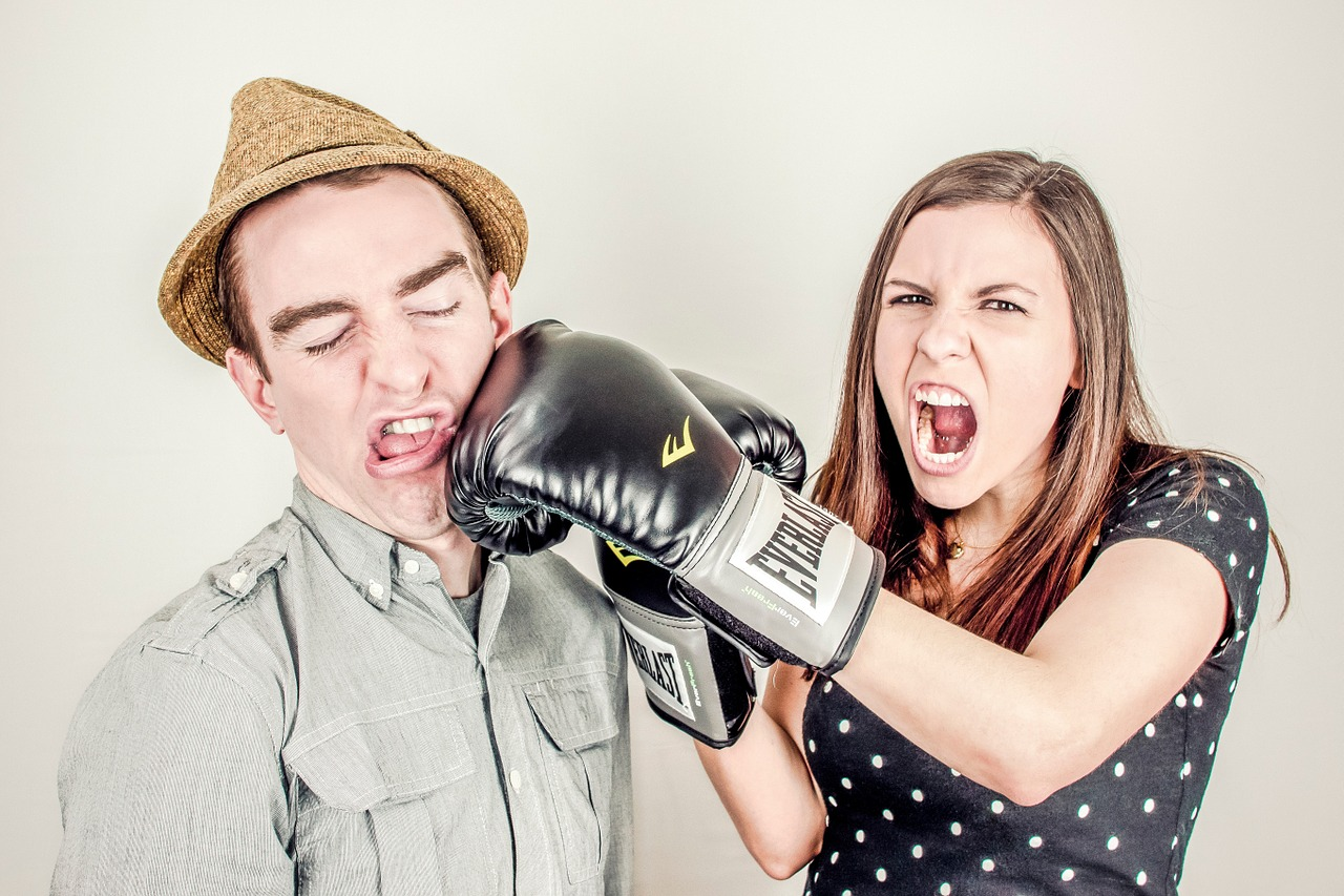 Hast du es satt, Konflikte passiv zu erdulden?