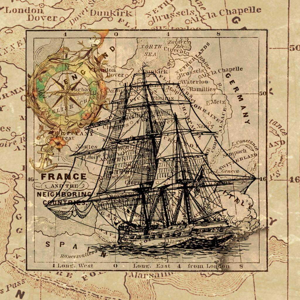 Vision - ein Kompass auf hoher See...