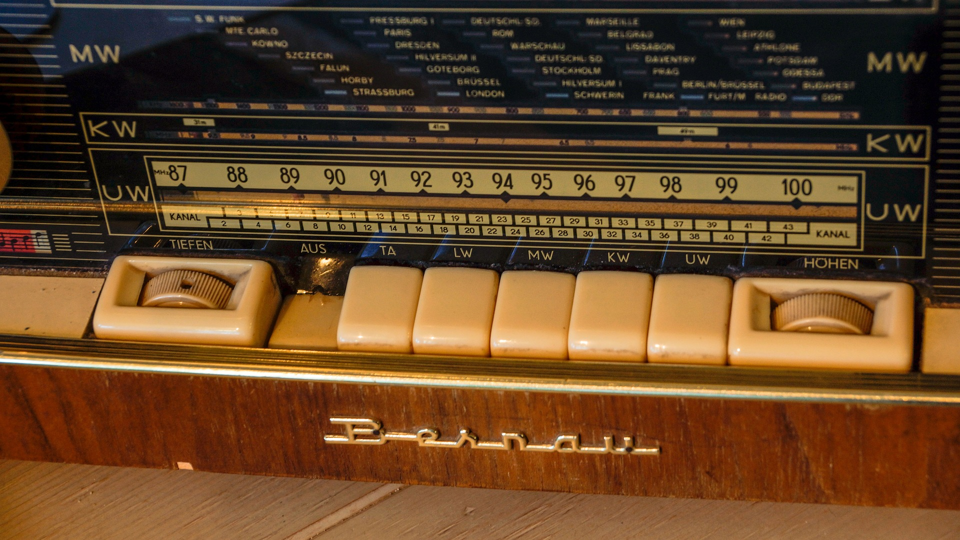 Radio-Retro Quelle: pixabay