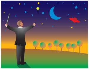 Selbststeuerung: Sei der Dirigent Deines Erfolgs