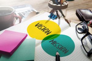 Selbstführung mit Vision und Mission (C) Fotolia