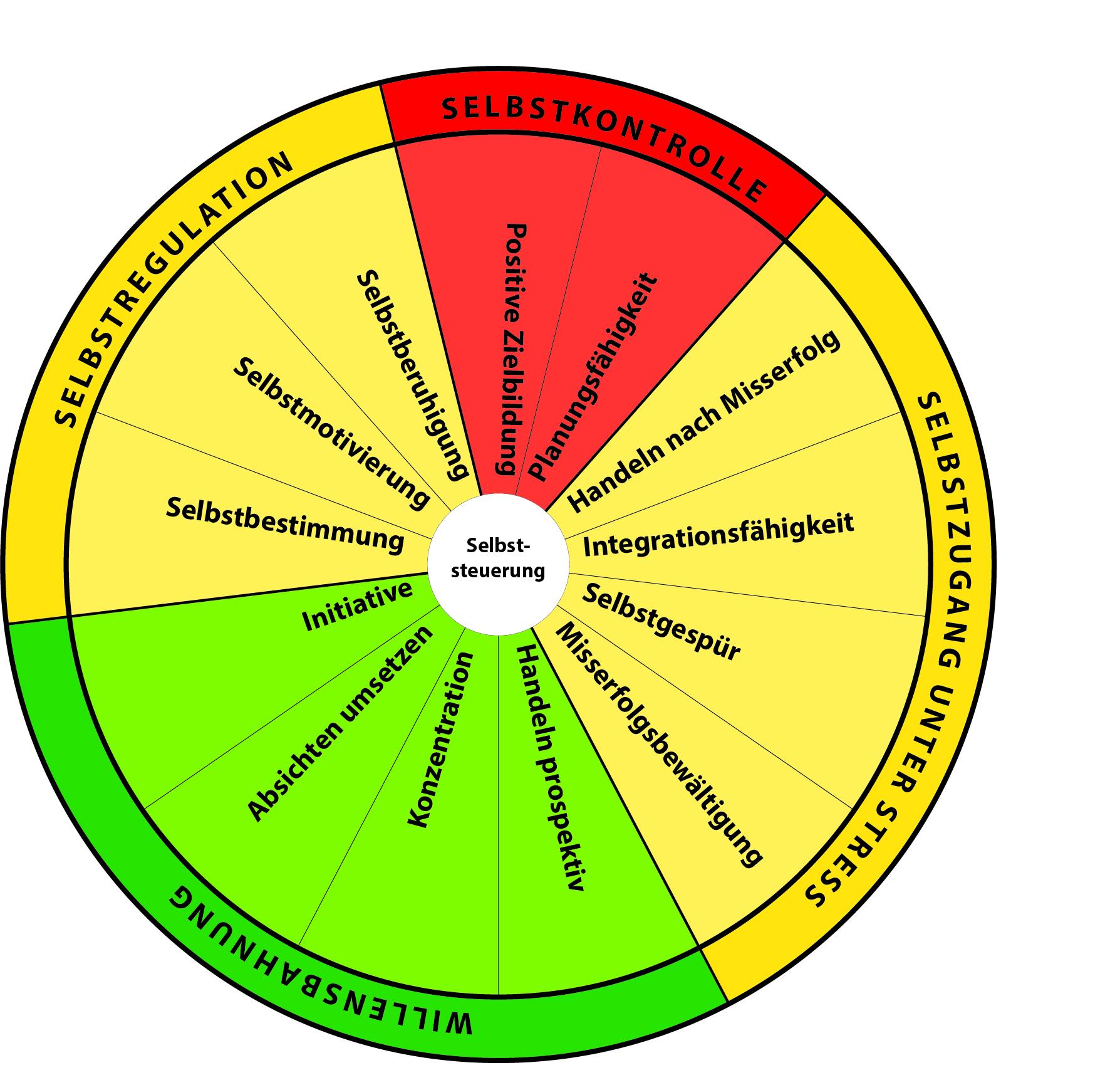 Selbststeuerungskompetenzen gegen Stress