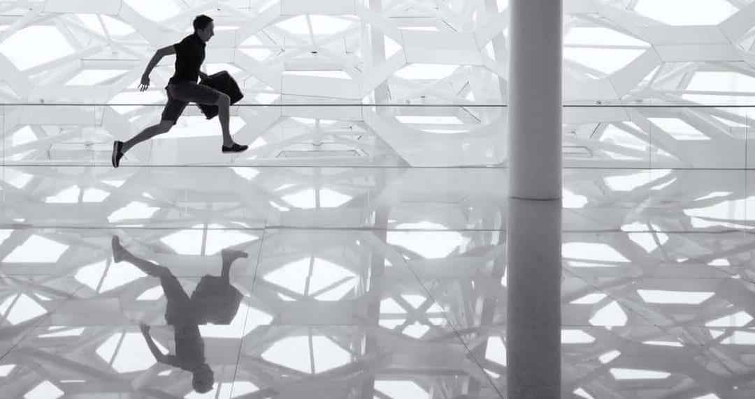 Wage den Sprung und setze um mit dem Rubikon-Modell
