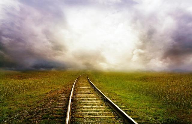 WOOP Ziel Eisenbahn